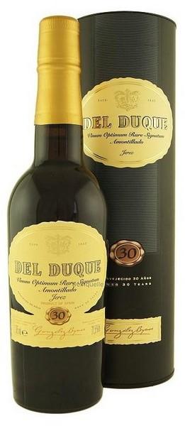 Херес Soleras Ado.del Dugue белое сухое 0,75л 21,5% тубус (Испания,Херес де ля Фронтера,TM Soleras)