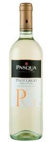 Вино Pinot Grigio Venezie IGT Pasqua бел.сух 0,75л 11,5% (Италия,Veneto,TM Pasqua)