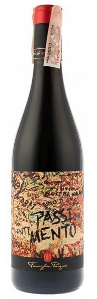 Вино Pasqua Passimento ltd Special Edition Romeo&Juliet кр.сух 0,75л 14% (Италия,Veneto,TM Pasqua)