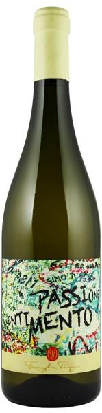 Вино Pasqua Passimento Bianco Romeo&Juliet 2013 бел.сух 0,75л 13% (Италия,Veneto,TM Pasqua)