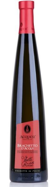 Вино Acquesi игристое Brachetto D'Acqui DOCG Frizz кр.п/сл 0,75л 5,5% (Италия, Пьемонт, ТМ Acquesi)