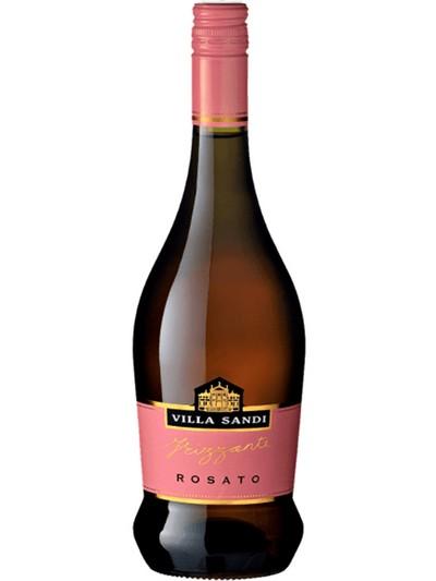 Вино игристое Villa Sandi Pinot Bianco Nero IGT Frizz роз.брют 0,75л 10,5% (Италия, Тревизо, ТМ Villa Sandi)