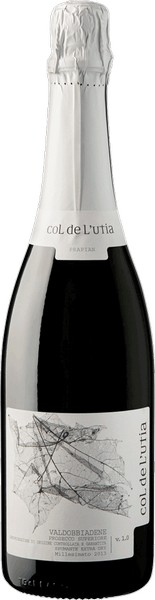 Шампанское Col de I'Ultia  Prosecco Milles 16 DOCG бел.экстра/брют 0,75л 11,5% (Италия, Вальдоб, ТМ Col de I'Ultia)