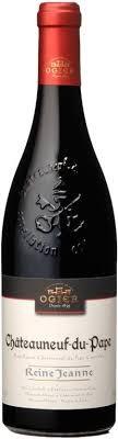 Вино Ogier Reine Jeanne бел.сух 0,75л 14% (Франция, Шатонеф-дю-Пап, ТМ Ogier)