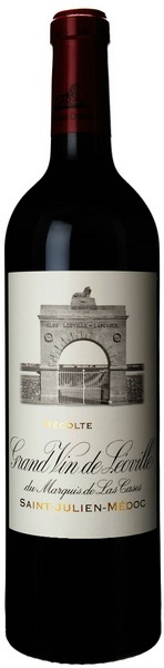 Вино Maison Sichel Chateau Leoville Las Cases 2010 кр.сух 0,75л 13,5% (Франция, Saint Julien,ТМMaison Sichel)
