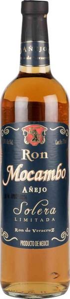 Ром Mocambo Anejo 15 лет 0,05л 40% (Мексика, ТМ Mocambo)