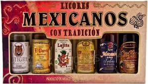 Набор Rum Mexican with tradition 6*0,05л 40% кор (Мексика, ТМ Veracruz)
