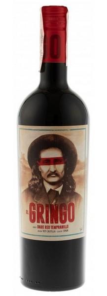 Вино El Gringo IGT кр.сух 0,75л 14% (Испания, Кастилья, ТМ El Gringo)